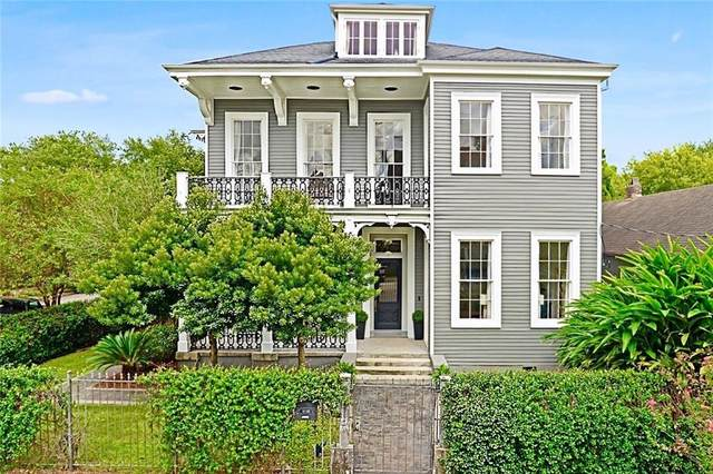 2237 Constance Street, New Orleans, LA 70130 (MLS #2271037) :: Reese & Co. Real Estate