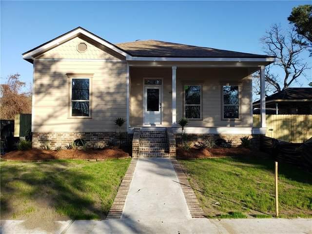 4811 Gawain Drive, New Orleans, LA 70127 (MLS #2272013) :: The Sibley Group