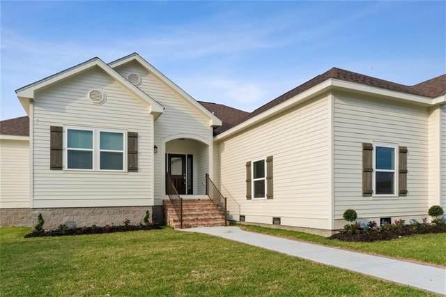 8321 Benjamin Drive, Chalmette, LA 70043 (MLS #2291710) :: Turner Real Estate Group