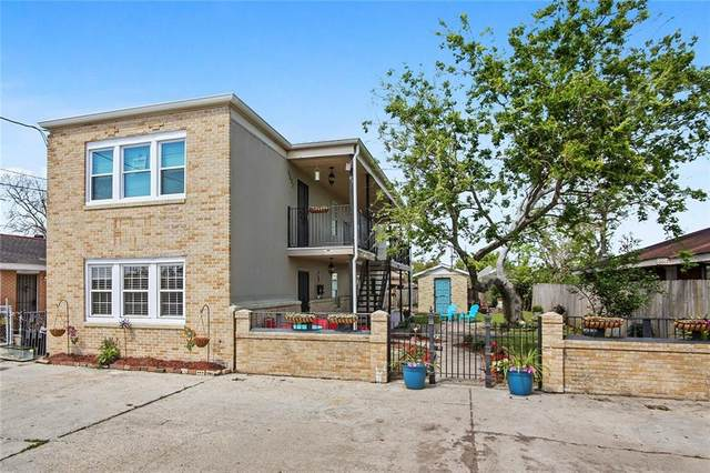 6007 09 Royal Street, New Orleans, LA 70117 (MLS #2291948) :: Reese & Co. Real Estate