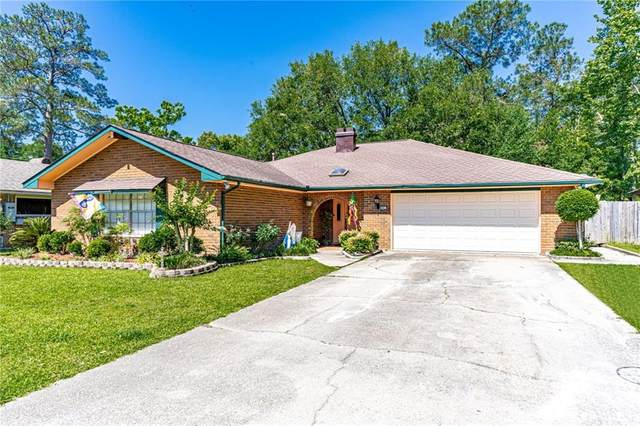 809 Constitution Drive, Slidell, LA 70458 (MLS #2297330) :: Turner Real Estate Group