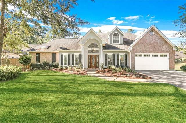 245 Lake Vista Drive, Mandeville, LA 70471 (MLS #2316728) :: Turner Real Estate Group