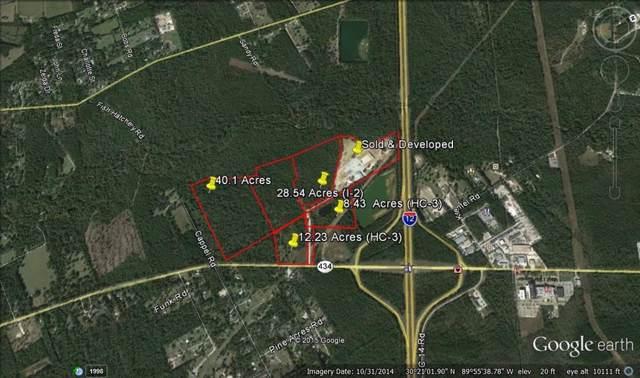 Hwy 434 Lot 3 Highway, Lacombe, LA 70445 (MLS #948731) :: Turner Real Estate Group