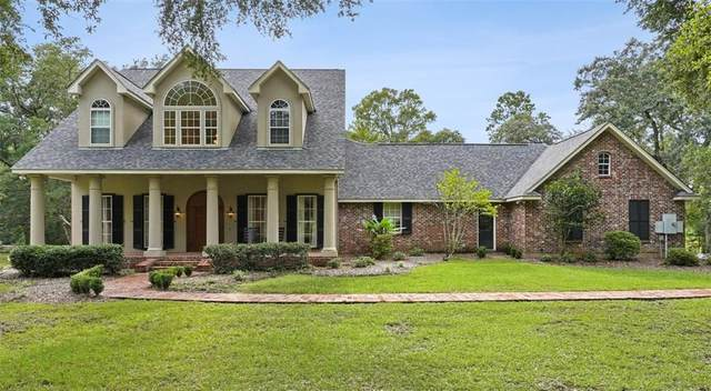 74187 Jack Lloyd Road, Abita Springs, LA 70420 (MLS #2308729) :: Nola Northshore Real Estate