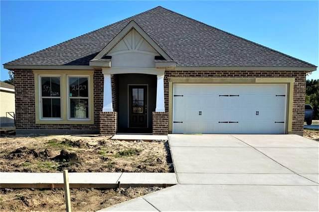 2629 Birchwood Road, Marrero, LA 70072 (MLS #2252236) :: Turner Real Estate Group