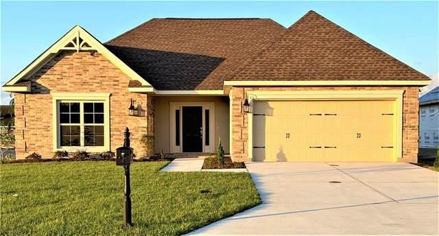 1032 Carencro Circle, Marrero, LA 70072 (MLS #2245995) :: Reese & Co. Real Estate