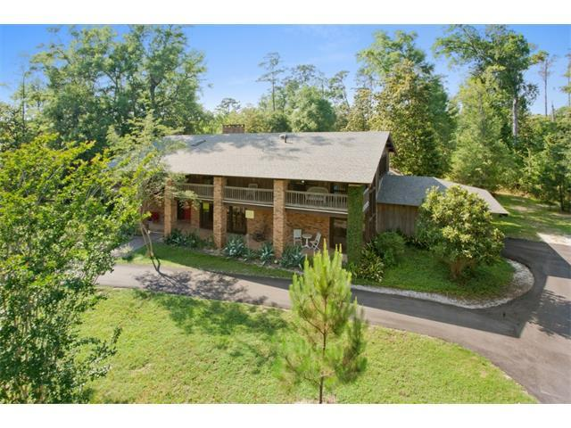 71607 Riverside Drive, Covington, LA 70433 (MLS #2014379) :: Turner Real Estate Group