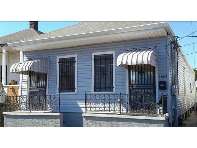 1510 St. Anthony Street, New Orleans, LA 70116 (MLS #2036340) :: Turner Real Estate Group