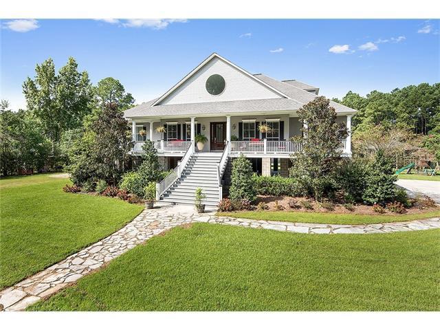 28154 Maria Drive, Lacombe, LA 70445 (MLS #2070976) :: Turner Real Estate Group