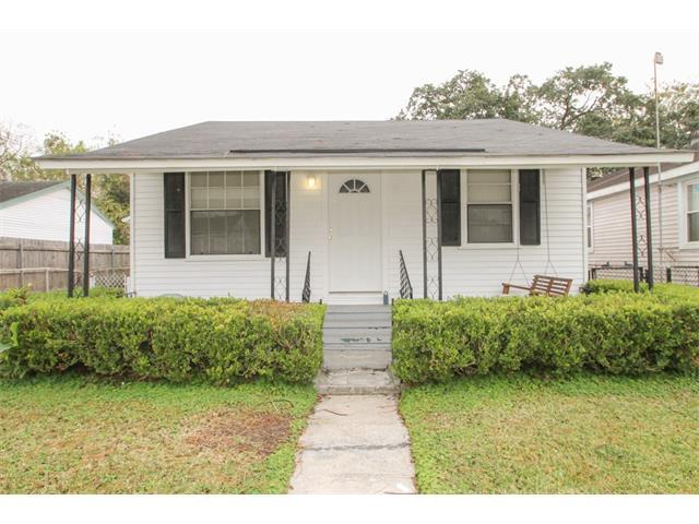 1240 Southlawn Boulevard, New Orleans, LA 70114 (MLS #2084337) :: Turner Real Estate Group