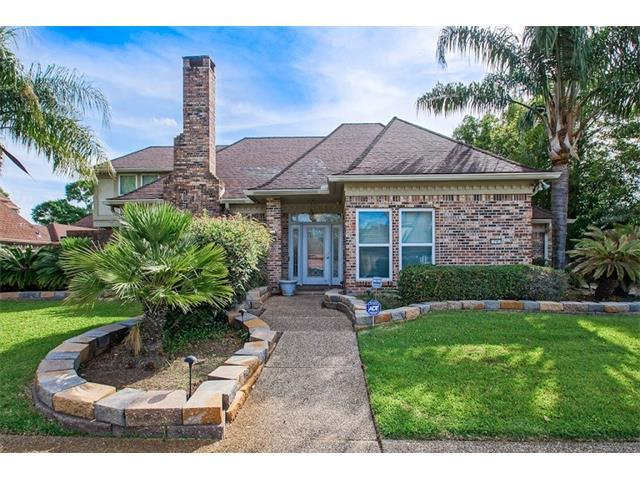 74 Yellowstone Drive, New Orleans, LA 70131 (MLS #2100167) :: Turner Real Estate Group