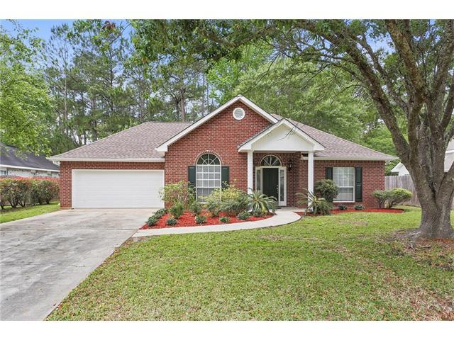 118 Woodcrest Drive, Covington, LA 70433 (MLS #2100568) :: Turner Real Estate Group