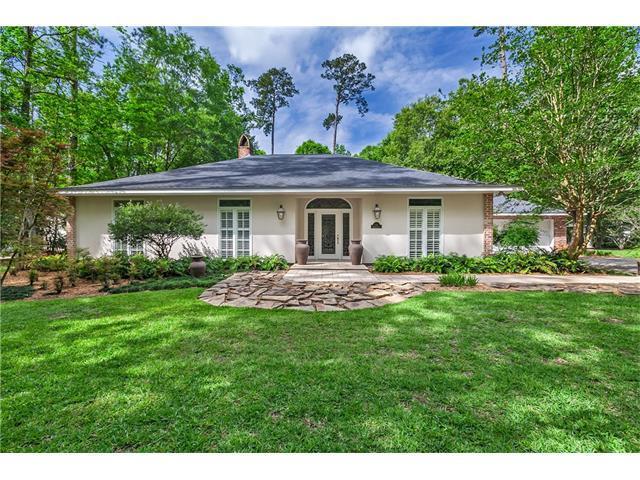 30 Greenbriar Drive, Covington, LA 70433 (MLS #2100872) :: Turner Real Estate Group