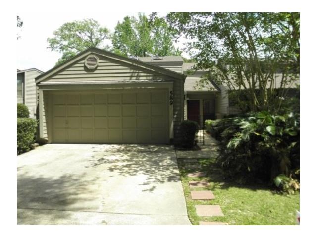 589 Beau Chene Drive #589, Mandeville, LA 70471 (MLS #2102047) :: Turner Real Estate Group