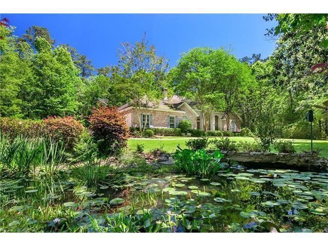 109 Hawthorne Hollow Drive, Madisonville, LA 70447 (MLS #2102453) :: Turner Real Estate Group