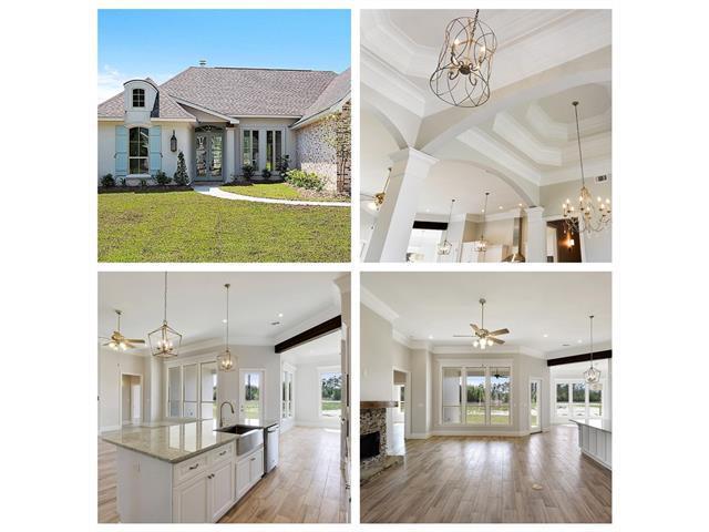 1033 Spring Haven Lane, Madisonville, LA 70447 (MLS #2103098) :: Turner Real Estate Group