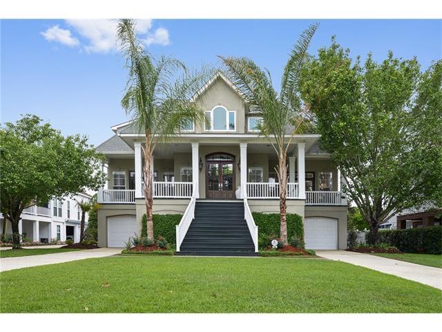 408 Bordeaux Court, Madisonville, LA 70447 (MLS #2103218) :: Turner Real Estate Group