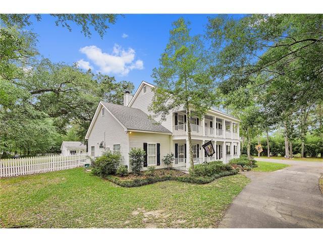 69485 1077 Highway, Madisonville, LA 70447 (MLS #2103251) :: Turner Real Estate Group