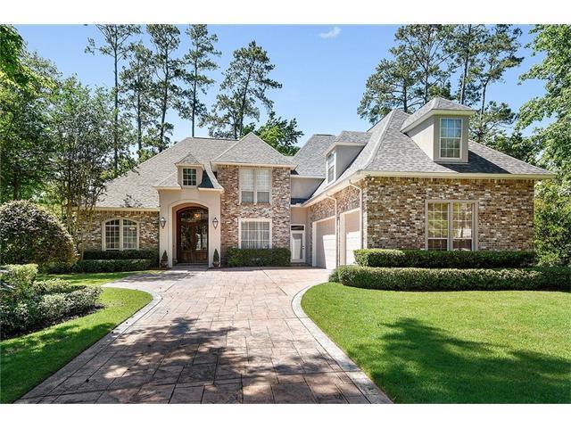 24 Falcon Drive, Mandeville, LA 70471 (MLS #2103443) :: Turner Real Estate Group