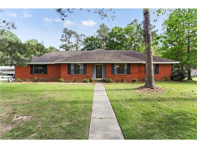 31 Karen Drive, Covington, LA 70433 (MLS #2104031) :: Turner Real Estate Group
