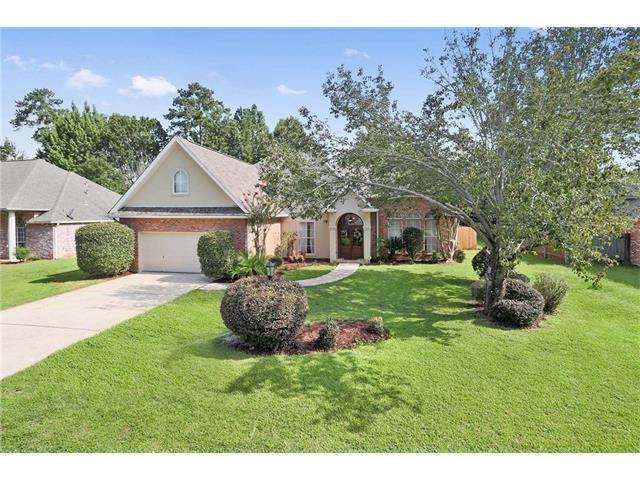 1206 Springwater Drive, Mandeville, LA 70471 (MLS #2104321) :: The Robin Group of Keller Williams