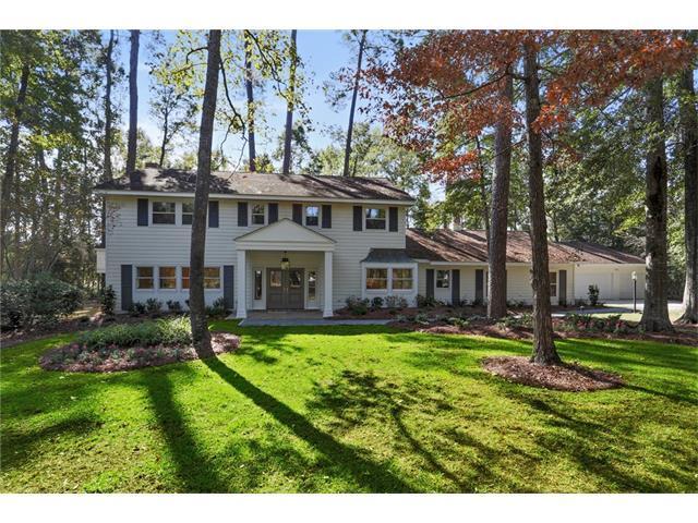 14 Country Club Park, Covington, LA 70433 (MLS #2104478) :: Turner Real Estate Group
