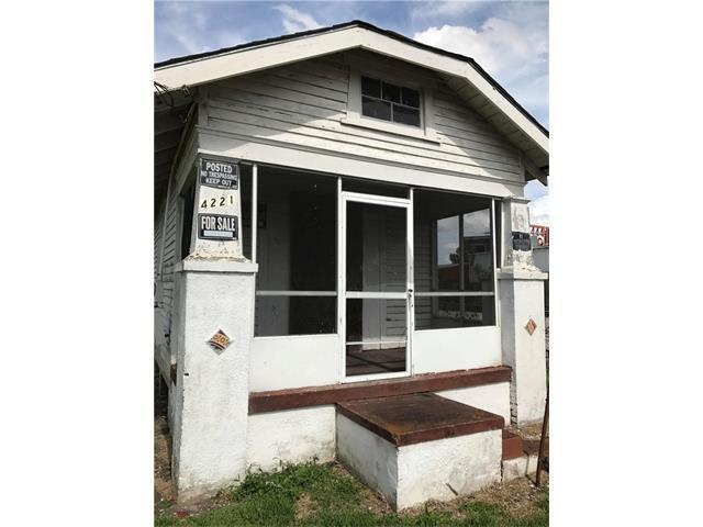 4221 Dale Street, New Orleans, LA 70126 (MLS #2105946) :: Turner Real Estate Group