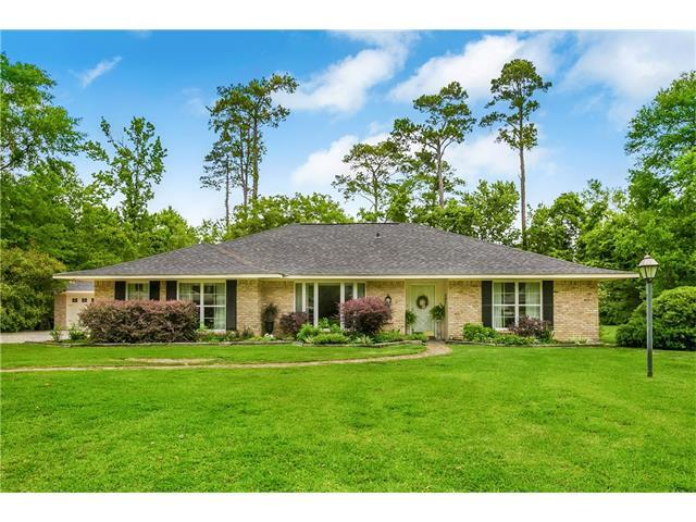 9 Bluebird Road, Covington, LA 70433 (MLS #2106014) :: Turner Real Estate Group