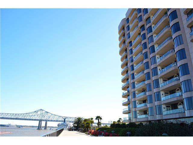 600 Port Of New Orleans Place 7C/7D, New Orleans, LA 70130 (MLS #2106168) :: Turner Real Estate Group