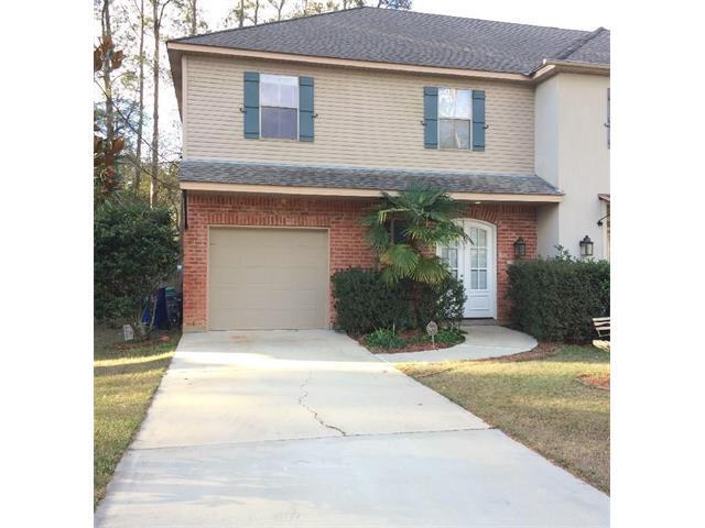 633 S Village Lane A, Mandeville, LA 70471 (MLS #2106301) :: Turner Real Estate Group