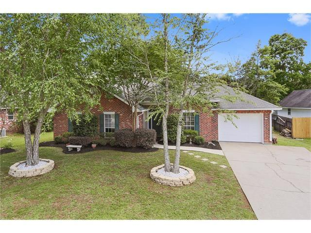 236 Woodcrest Drive, Covington, LA 70433 (MLS #2106777) :: Turner Real Estate Group