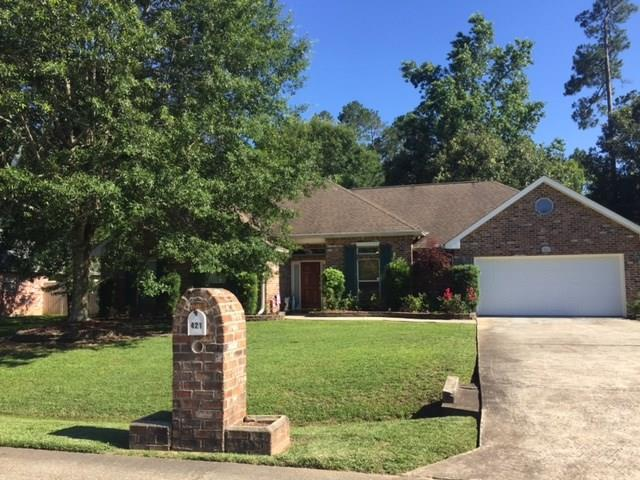 421 Turnwood Drive, Covington, LA 70433 (MLS #2107116) :: Turner Real Estate Group