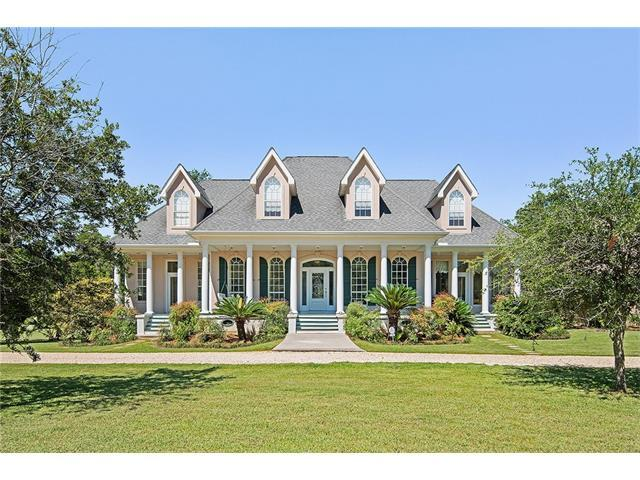 190 Middle Pearl Drive, Slidell, LA 70461 (MLS #2107121) :: Turner Real Estate Group