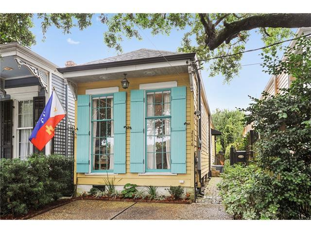 2846 Coliseum Street, New Orleans, LA 70115 (MLS #2107291) :: Crescent City Living LLC