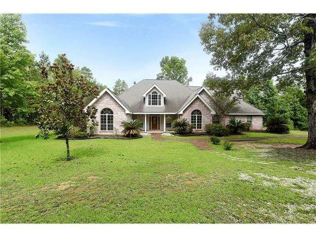 79275 Monte Cino Road, Bush, LA 70431 (MLS #2108095) :: The Robin Group of Keller Williams