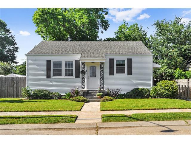 9 San Carlos Avenue, Jefferson, LA 70121 (MLS #2108195) :: Crescent City Living LLC