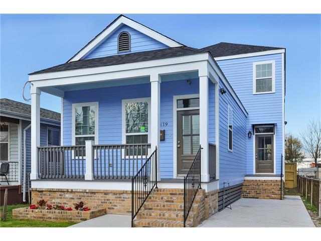 5419 N Rampart Street, New Orleans, LA 70117 (MLS #2109764) :: Crescent City Living LLC