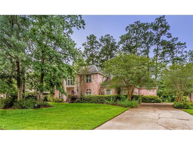 111 Fountainbleau Drive, Mandeville, LA 70471 (MLS #2109767) :: Turner Real Estate Group
