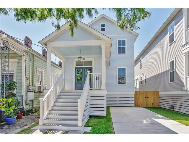 227 S White Street, New Orleans, LA 70119 (MLS #2109774) :: Turner Real Estate Group