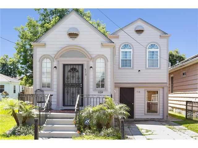 710 St Maurice Avenue, New Orleans, LA 70117 (MLS #2109807) :: Crescent City Living LLC