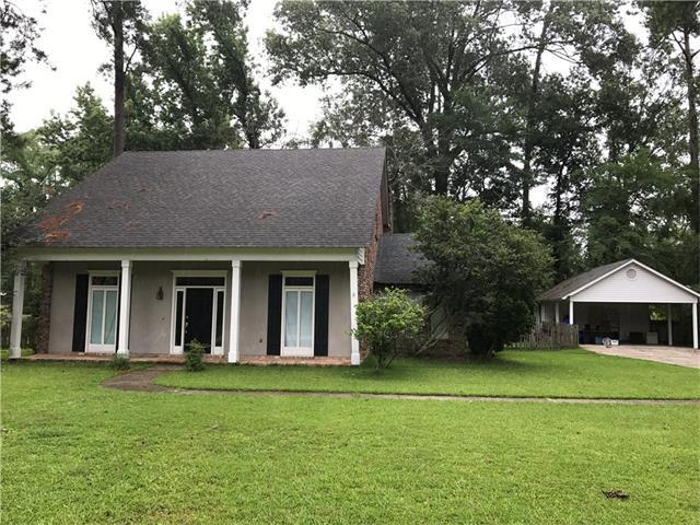 265 N Laura Drive, Mandeville, LA 70448 (MLS #2110042) :: Turner Real Estate Group