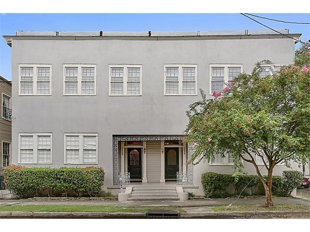 1454 St Mary Street #6, New Orleans, LA 70130 (MLS #2110047) :: Crescent City Living LLC