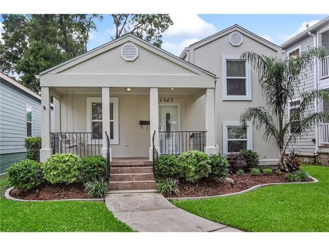 6043 Louisville Street, New Orleans, LA 70124 (MLS #2110209) :: Crescent City Living LLC