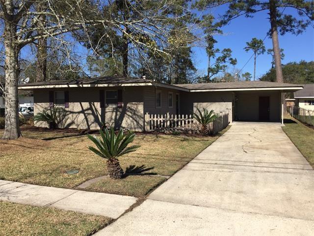 382 Cumberland Drive, Slidell, LA 70458 (MLS #2110372) :: Turner Real Estate Group