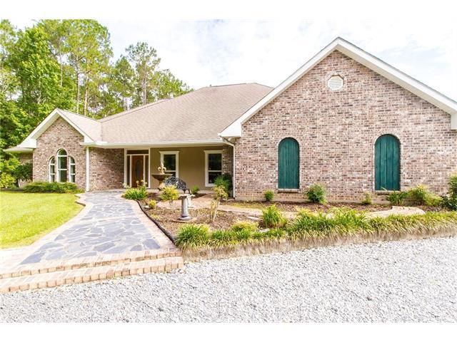 22118 Nolan Road, Covington, LA 70435 (MLS #2110529) :: Turner Real Estate Group