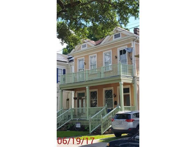 1907 General Taylor Street, New Orleans, LA 70115 (MLS #2110611) :: Crescent City Living LLC