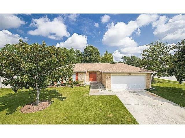 230 North Boulevard, Slidell, LA 70458 (MLS #2110762) :: Turner Real Estate Group
