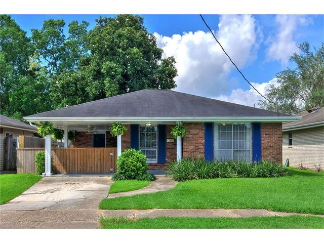 8408 Balter Street, Metairie, LA 70003 (MLS #2110864) :: Crescent City Living LLC