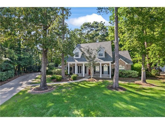 999 Rue Chantilly Drive, Mandeville, LA 70471 (MLS #2111024) :: Turner Real Estate Group