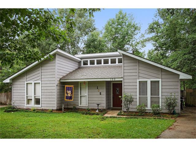 105 Mchugh Court, Mandeville, LA 70448 (MLS #2111027) :: Turner Real Estate Group
